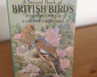 British Birds by Ladybird books