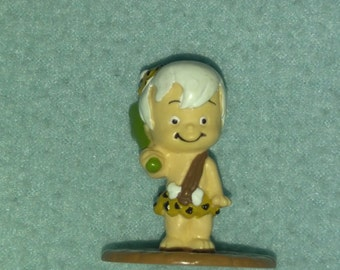 "1.5"" The Flinstones, Bamm Bamm Rubble figure"