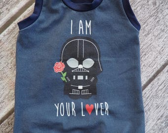 4T Tank Top - Toddler - Star Wars - Darth Vader - Yoda - Ewoks - Chewy - Geeky Girl - Fancy Toddler Top - Summer Outfit - Birthday Gift