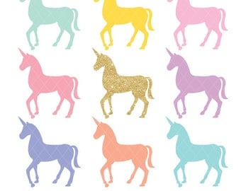 Clip Art Clipart Unicorn unicorn clip art etsy digital clipart for scrapbooking invitations paper crafts cards making only personal use