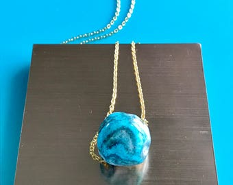 Summer Waves Pendant