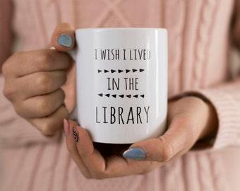 Bookworm Mug, Book Lover Mug, Bookish Gifts, Library Mug, Reading Gift, Bookworm Mug, Literary Gifts, Library Gift, Book Lover Gift