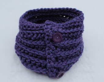 Thick & Cozy Ribbed Cowl