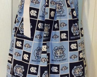 UNC Tarheels Pillowcase Dress 3T