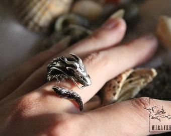 """Ring """"River Dragon Haku"""" in """"Spirited Away"""""""