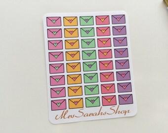 Happy Mail Envelopes
