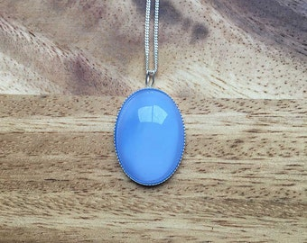 Moonstone Pendant Sterling Silver Pendant Blue Moonstone Pendant Moonstone Jewellery Gift For Her Womens Pendant Womens Jewellery STSP2