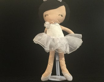 White Dress Doll