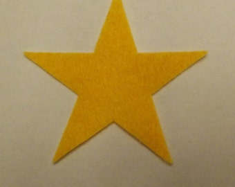 Star felt ornament - felt board, Christmas activity for toddlers, Kids Christmas gift, felt activity