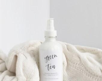 Green Tea Body/Linen/Room Mist-perfume-fragrance-body spray-body mist-linen spray-linen mist-room spray-room mist-home deodorizer