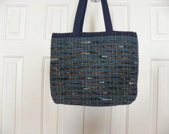 """11"""" X 14"""" Handwoven bag"""