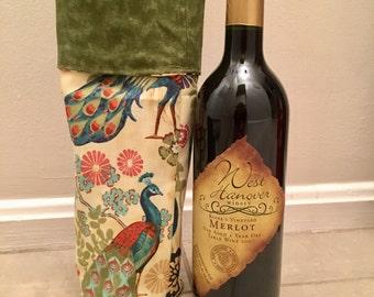 Wine Gift Bag - Hostess Gift