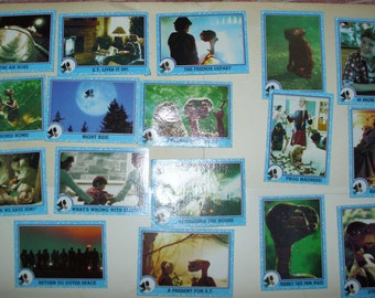 ET TRADING CARDS