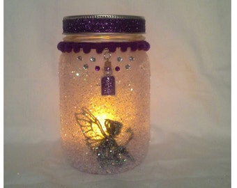 Fairy lantern // gifts for her// bridal shower // birthday party// fairy garden// wedding decor //anniversary