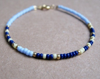 Take Courage Morse Code Bracelet