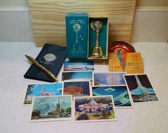 New York World's Fair 1964-65 Memorabilia, Souvenir Lot