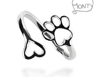 Pawsome Love - Ring