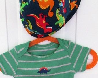 Dinosaur Onzie with Bucket Hat