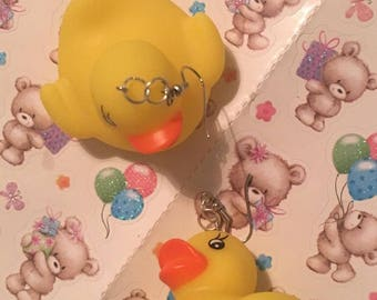 Quack earrings