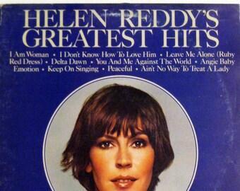"""Helen Reddy's """"Greatest Hits"""""""