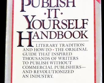 Vintage Book - Publish It Yourself Handbook