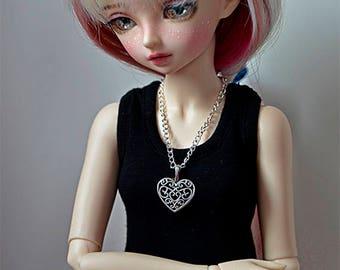 Heart necklace BJD [MSD]