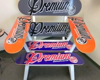 Skateboard chair furniture skatechair Unique Art Furniture PREMIUM Scrawl