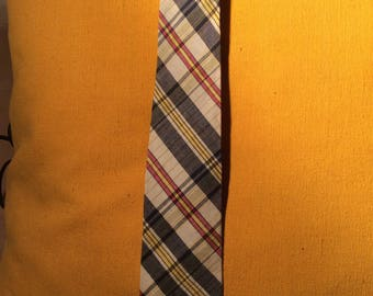 Brooks Brothers Classic Madras Tie- small