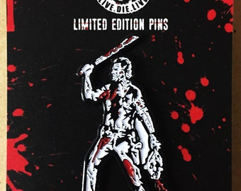 Rick Grimes Limited Edition Enamel Pin The Walking Dead
