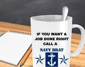 Military Gifts, Military Mug, Gifts for Friends, Navy Mugs, Navy Gifts, Support Our Troops ~  Patriotic, US Navy Mug, Gift for Sailor
