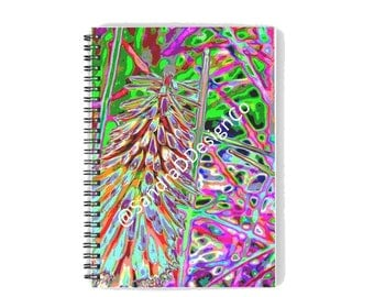 Spiral Notebook in Graph or Ruled Paper