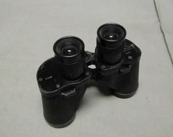 WW2 U.S. Navy 6X30 Binoculars  *flu1325