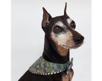 Dog Bandana, Puppy scarf, Cat bandana