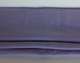 Purple Vintage Fabric- Lilac Colored Fabric- 4 1/2 yds.