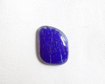 40cts Natural Blue Lapis Lazuli Jewelry Cabochon Stone 20x30mm