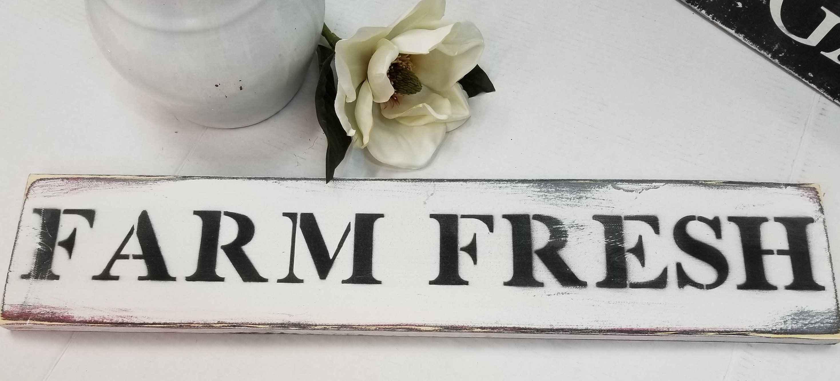 Gift For Kitchen Farm House Sign Kitchen Signs Fixer Upper Farmhouse Wall Decor
