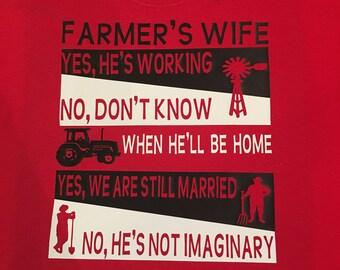 Farmer's Wife (shirt)