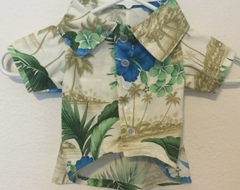 Dudelicious Duds - Hawaiian Shirt (Made to Order)