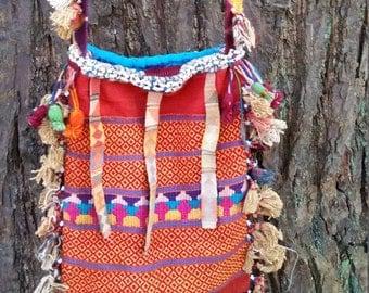 Betel Bag Aluk Bag Timor Traditional Hand Woven Bag