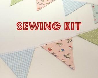 SEWING KIT - Bunting