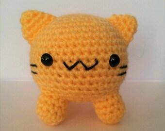 Amigurumi Kitty Butterball