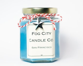 SALE! - Blueberry Cobbler - Scented Soy Candle - Gifts for Her, Gifts for Him, Home Decor, Birthday Gift - Best Scented Candles From SF!