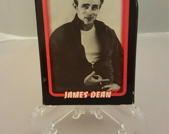 Vintage James Dean playing cards