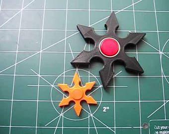 Mini Ninja Star Fidget Spinner
