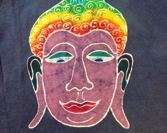 Buddah head Batik