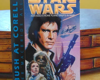 Star Wars Ambush at Corellia 1995 Roger Macbride Allen