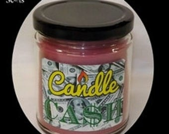 Japanese Cherry Blossom Cash Candle