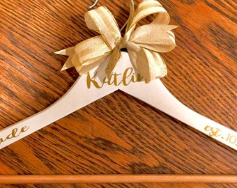 Bridal Party Hanger