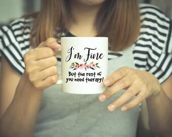 Sarcastic Mug, Funny Coffee Mug, Coffee Mug, Funny Mug, Sarcastic Coffee Mug, Gift For Her, Funny Mugs, Sarcastic, Mugs, Funny Gifts