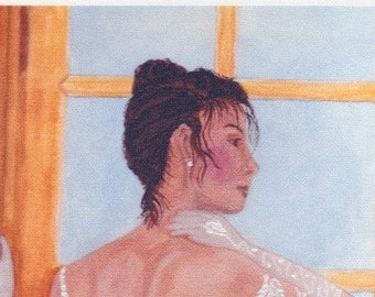 Gilded - an art card